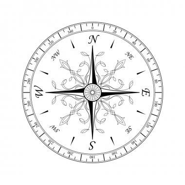 Compass Rose#1