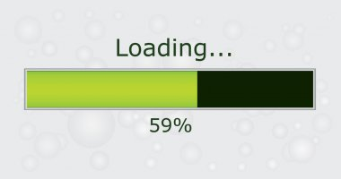 Progress loading
