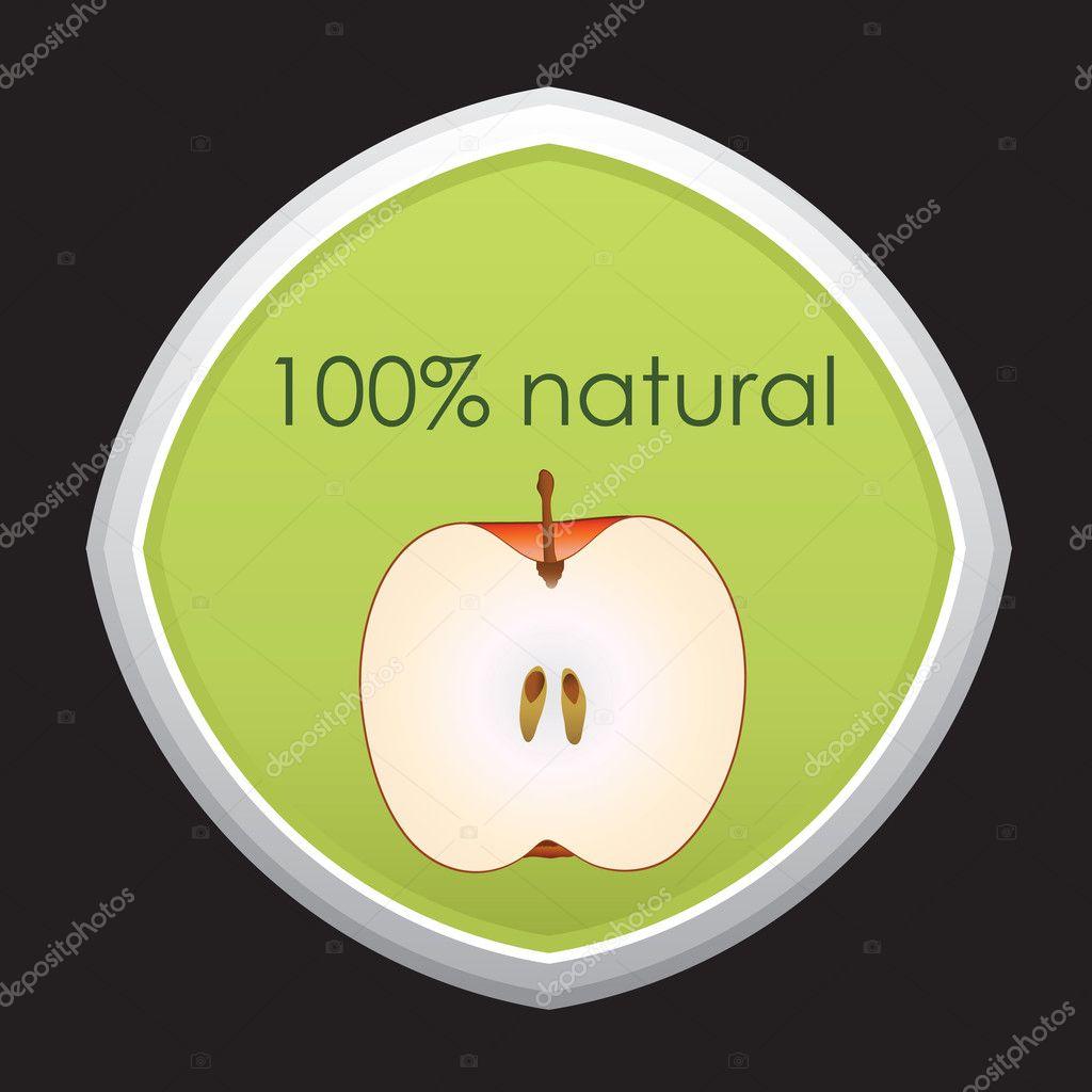 Hundred percent natural