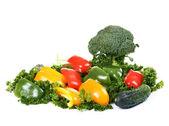 Vegetables island