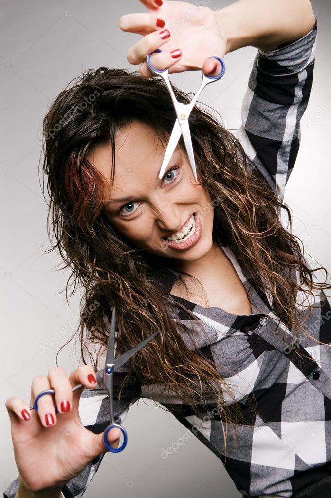 Картинки по запросу фото злая парикмахер