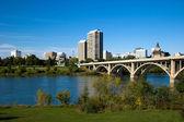 centru města saskatoon
