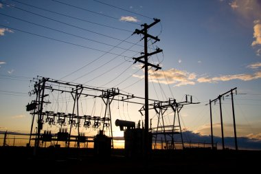 Power Generator Station