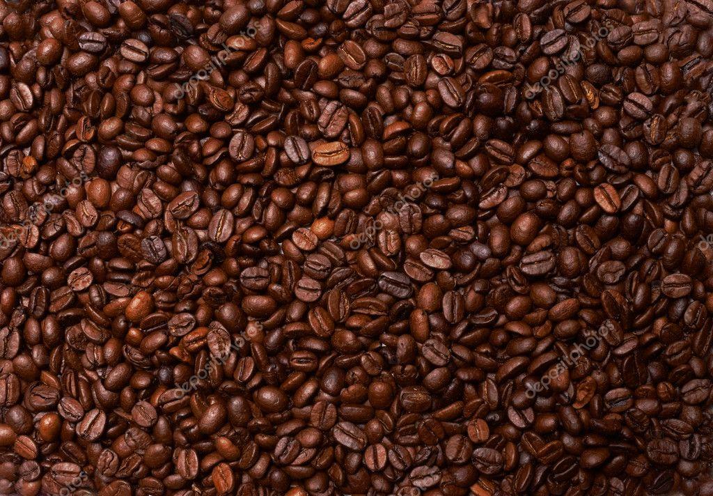 Coffee beans background — Stock Photo © gogen777 #5199590