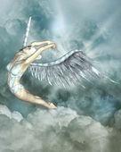 angyal a mennyben