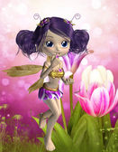 Photo Toon fairy