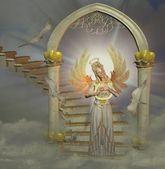 Fotografie Engel im Himmel