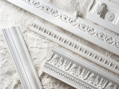 Stucco moulding