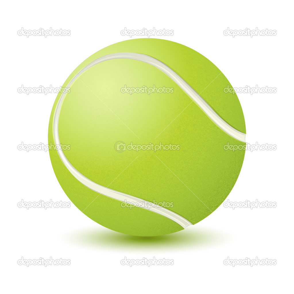 Tenis pelota stock de ilustracion ilustracion libre de stock de - Pelota De Tenis Vector De Stock 5162603 Ilustraci N