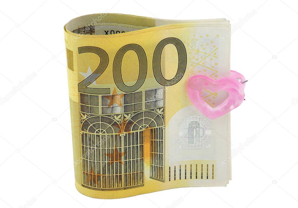 200 euro banknotes stock photo boudikka 5258734 for Wohnwand 200 euro