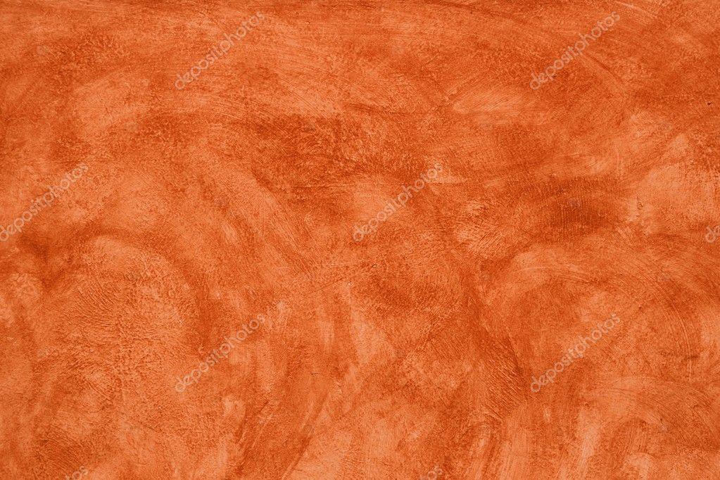 Braun Orange Grunge Verwittert Wandfarbe Stockfoto C Tono Balaguer