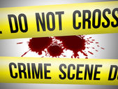 Fotografie Crime scene 2