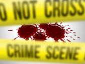 Fotografie Crime scene