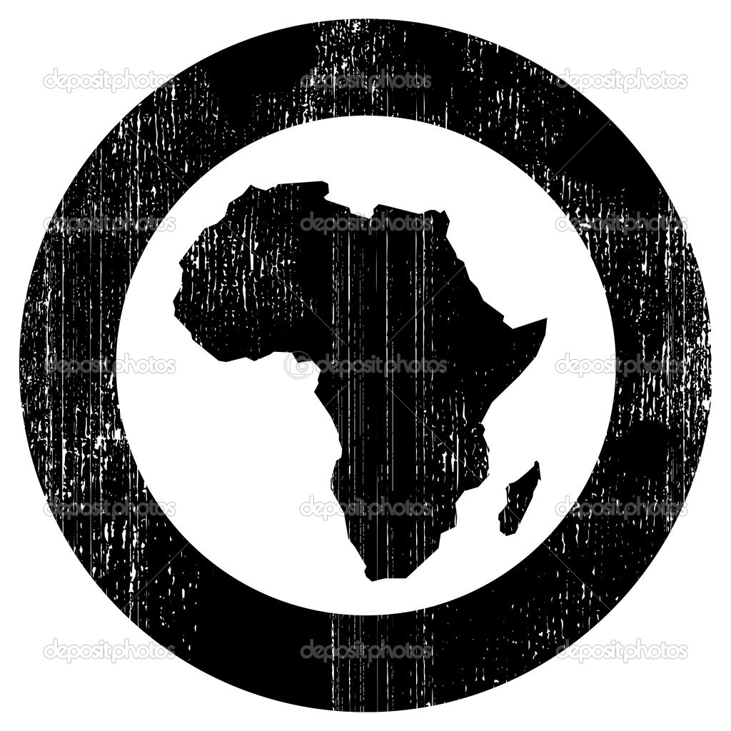 africa � stock vector 169 pepelaz 5140718