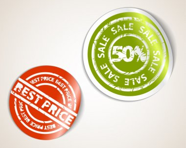 Set of labels badges and stickers for sale and best price