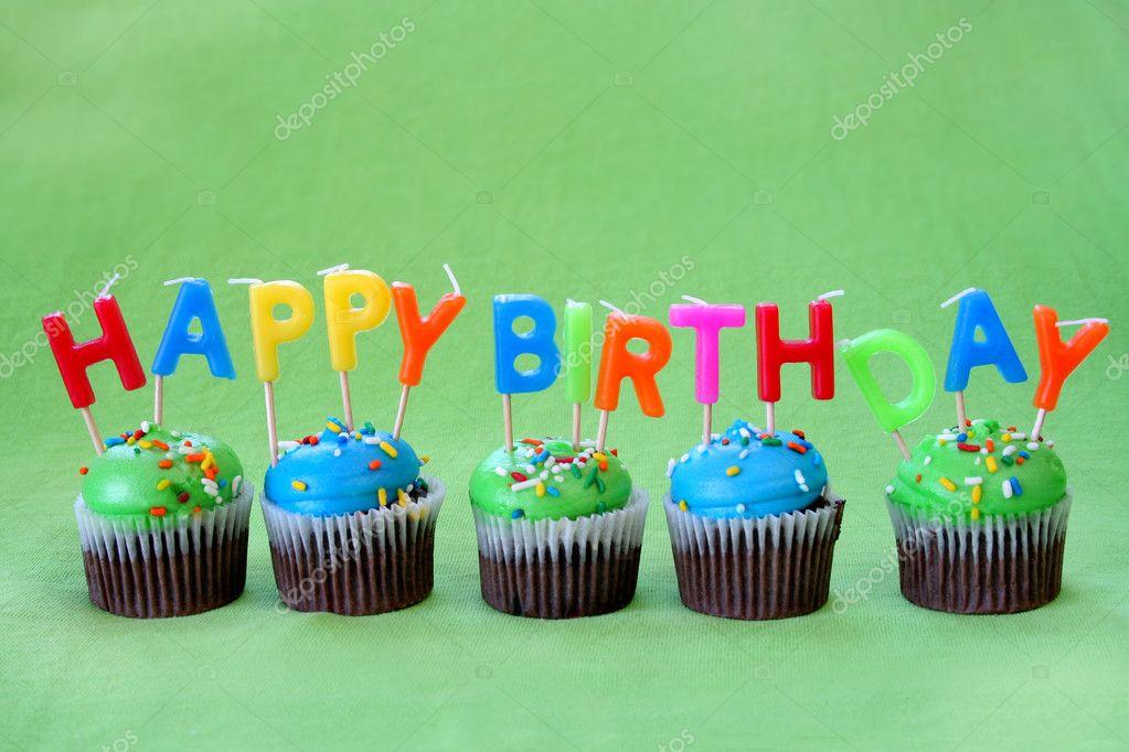 Happy Birthday Cupcake...