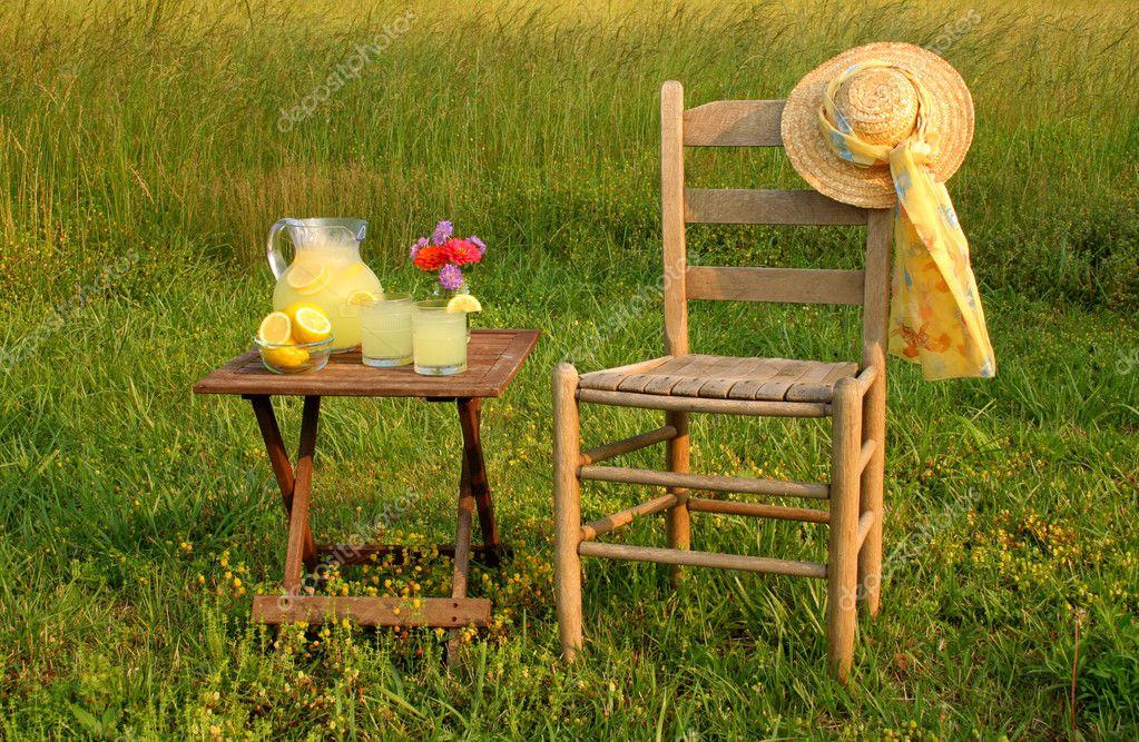 Summer Evening with Lemonade