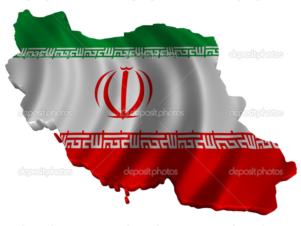 Flag and map of iran stock photo savup 5246028 flag and map of iran stock photo buycottarizona Choice Image