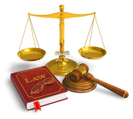 Legal concept...