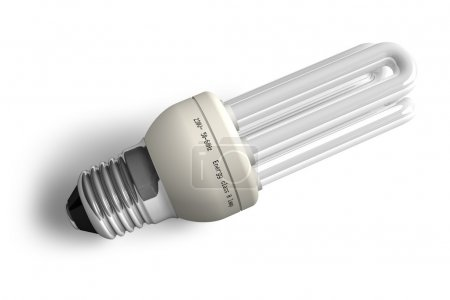 Photo for Low-energy lamp - Royalty Free Image