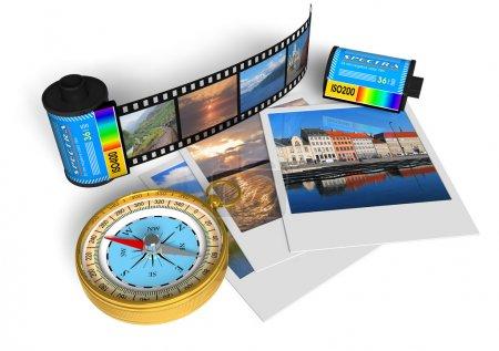 Photo pour Concept de tourisme - image libre de droit