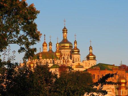 Kiev-Pechersk Lavra, Ukraine