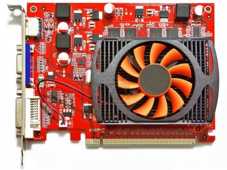 3D graphic card