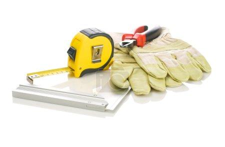 Set of building tools