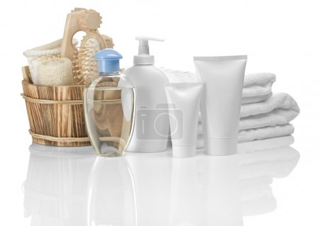 Group of objects for bathing