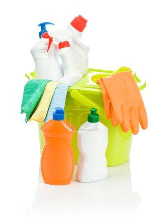 Set for cleaner