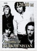 Americká rocková skupina dveře