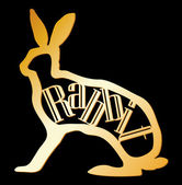 Simvol 2011 year of the rabbit