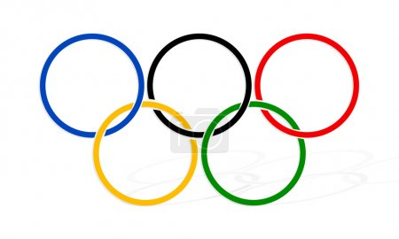 Olympic rings (Ai 10)