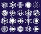 Snowflakes part 2
