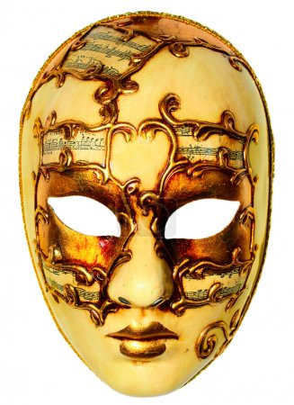 Photo for Carnival mask from Venice Italy - Royalty Free Image