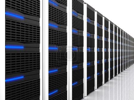 Black 3d server