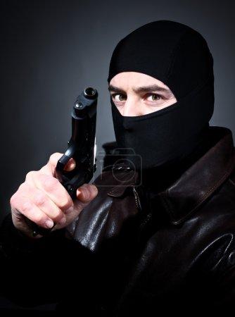 Crime man