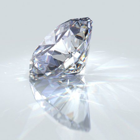 Photo for Diamond jewel - Royalty Free Image