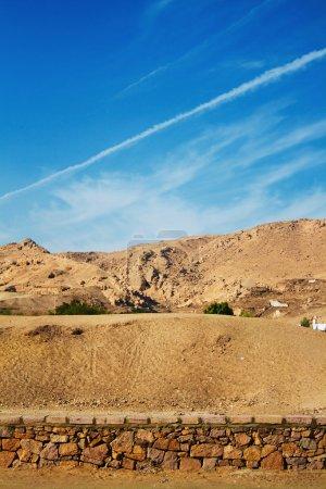 Desrt in egypt