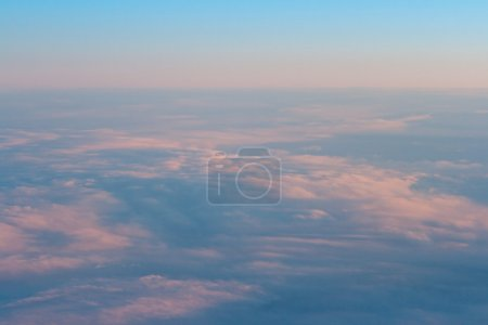 Photo for Above clouds aerial photo - Royalty Free Image