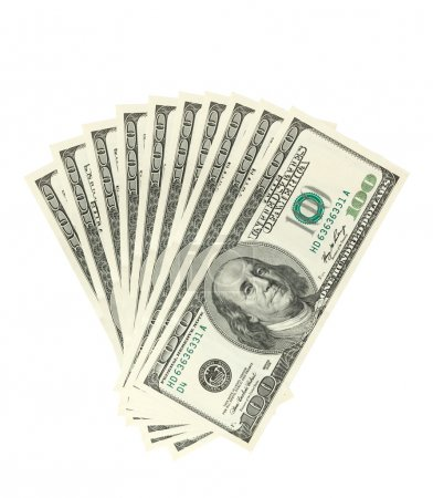 Dollars spread
