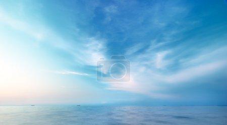 Foto de Hermoso paisaje marino. composición natural de la naturaleza. - Imagen libre de derechos