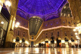 Galleria Vittorio Emanuele in Milan