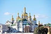 Orthodox Christian monastery in Kiev, Ukraine