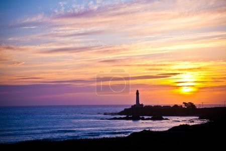 Big Sur. Lighthouse