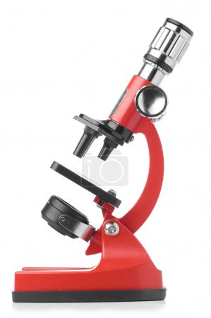 Red microscope