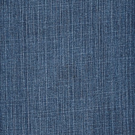 Photo pour Fond et texture de real blue jeans denim - image libre de droit