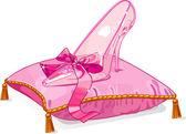 Crystal slipper