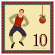 The 12 Days of Christmas - 10-th Day - Ten Lords A...