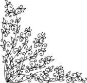 Floral vignette CXXIX